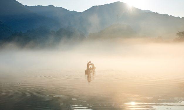 雾漫小东江 郴州 永兴之行汇总